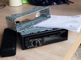 Pioneer Car Radio/CD/MP3 player