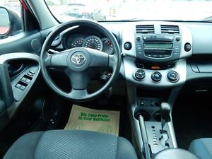 2007 Toyota RAV4 V6 4WD | SPORT | P.SUNROOF | NO ACCIDENTS Kitchener / Waterloo Kitchener Area image 20
