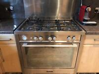 Baumatic BCG905SS 90cm Gas Range Cooker - Stainless Steel