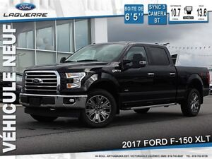 2017 Ford F-150 XLT*125$/Semaine*