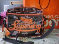 SUPERDRY BAG (Genuine)