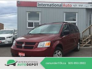 2010 Dodge Grand Caravan SE | DVD | STOW N GO | BACK-UP CAM