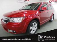 2010 Dodge Journey R/T AWD 7-Seater w/ Navigation, Sunroof