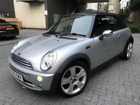 Mini one 1,6 16v petrol November 2006 2 dr HPI Clear Warranted milage just service down clean car