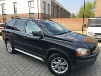 Volvo XC90 2.4 D5 SE Geartronic*Automatic*7 Seaters*1 owner,Full service*Hpi clear*