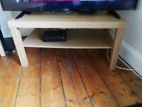 Coffee table Lack Oak effect IKEA 90x55cm