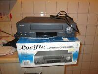 Pacific PV 202 Video Cassette recorder for sale £20.