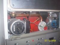 worcester combi boiler for spares 24cdi