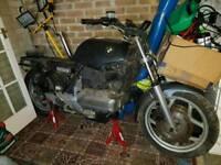 Bmw k100 spares or repair
