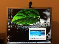 A preinstalled and ready to use desktop pc for sale