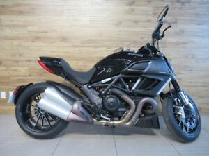 2012 Ducati Diavel Dark
