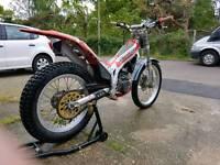 Beta 125cc Techno 99 trials bike