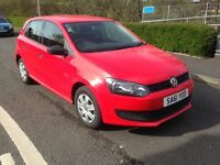 Vw polo 1.2 Full service history