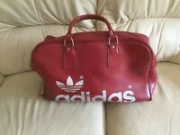 Retro Adidas bag 1980s