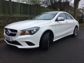 Mercedes-Benz Cla 1.6 CLA180 Sport 4dr Man 2013 (13 Reg) Price £12,950 Finance Arranged