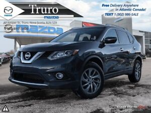 2015 Nissan Rogue SL $80/WK TX INC! LEATHER! MOONROOF! AWD! SL $