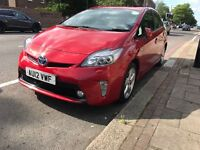 TOYOTA PRIUS PCO UK Model (not Japanese) £115 PER WEEK