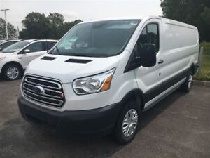 2017 Ford Transit w/60/40 Pass-Side Cargo-Doors