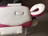 Massage bed (for sale)