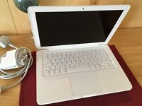 Apple MacBook White Unibody 13 inch latest macOS Sierra