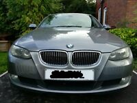BMW 325i SE Coupe Auto Grey 2008 PX for Diesel