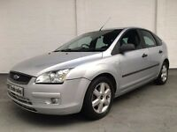 2005 FORD FOCUS 1.6 SPORT 5dr *** FULL YEARS MOT ***