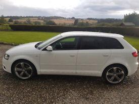Audi A3 Sportback Black Edition 2l Diesel