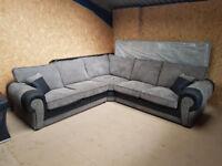 Tango Corner Sofa (Brand New, Free Delivery)