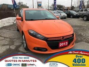 2013 Dodge Dart SXT | GET PRE-APPROVED TODAY