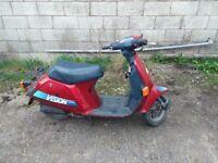 Honda vision 50 1986 classic moped