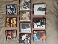 10 HD DVD's for sale *NOT BLURAY*