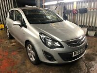 Vauxhall Corsa 1.2 i 16v SXi 5dr£3,445 p/x welcome 1 YEAR FREE WARRANTY. NEW MOT