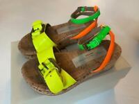 Stella McCartney sandals size 24/7 toddler