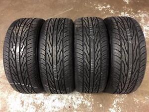 255/45R20 Performance All Season tires (Full Set) Calgary Alberta Preview