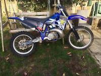 Yamaha yz250 2001
