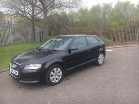 2009/58 Audi A3 1.6 MPI SE✅LOW MILES✅NEW SHAPE✅IDEAL FIRST CAR✅
