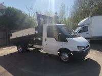 2005-55-reg ford transit 350-115ps 2.4TD only 78,000 miles 1owner from new FREE U.K. DELIVERY