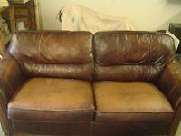 good quality leather sofa