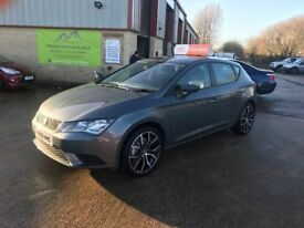 Late 2013 Seat Leon 1.6 TDI S 5 Door **Full History** *FINANCE AND WARRANTY** (golf,astra,focus)