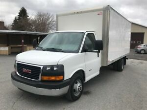 2015 GMC Savana 3500 1SD