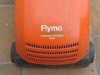 Flymo Lawn Rake Compact 3400