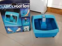 Foot Spa Massage