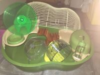 Eco pico hamster cage