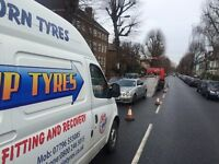 MOBILE TYRE FITTING AND RECOVERY SERVICE