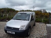 Ford, TRANSIT CONNECT, Panel Van, 2007, Manual, 1753 (cc)