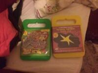 2 nursery cd's