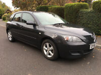 Mazda 3 1.6 D - Engine Faulty