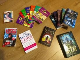 Various Children's Books