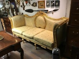 Louis Style Country House sofa.