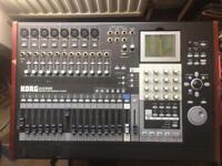 Korg D3200 Multitrack Digital Recorder